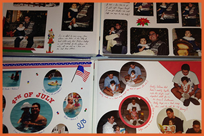 Kid Centric Photo Albums, a Secret Weapon in Child Custody Cases by Fred Campos https://www.daddygotcustody.com