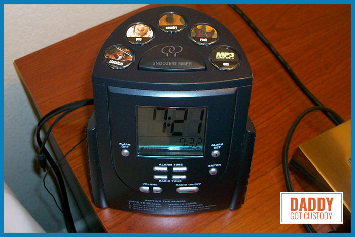 Fred's Five Favorite Hotel Features: The Hotel Clock Radio