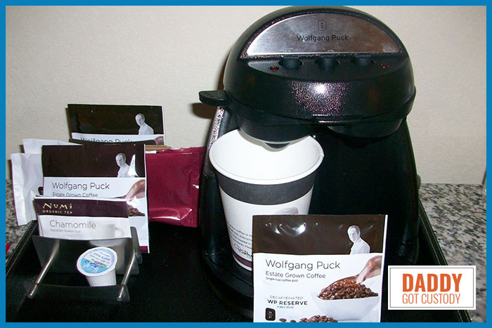 The Hotel Coffee Maker