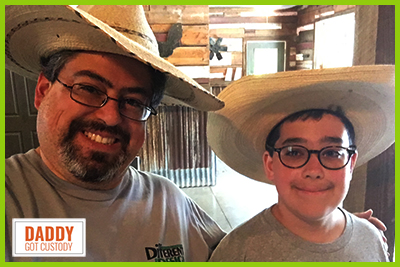 Fred & Zachary Trying to Be Western